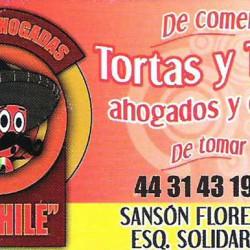 """Tortas Ahogadas """"El Chile"""" img-0"""