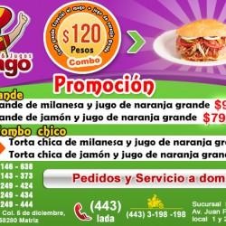 Tortas y Jugos El Mago img-0