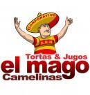 Logo de Tortas y Jugos El Mago