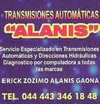 Logo de Transmisiones Automáticas Alanís