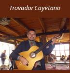 Logo de Trovador Cayetano