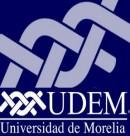 Logo de UDEM Universidad de Morelia