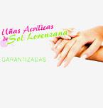 Logo de Uñas Acrílicas de Sol Lorenzana