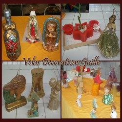 Velas Decorativas Guille img-0