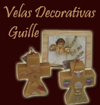 Logo de Velas Decorativas Guille