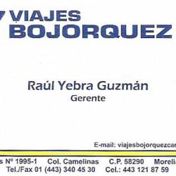 Viajes Bojorquez Camelinas img-0