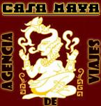 Logo de Viajes Casa Maya