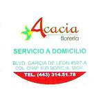 Logo de Acacia Florería
