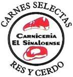 Logo de Carnicería El Sinaloense