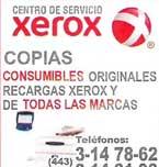 Logo de Centro de Servicio Xerox