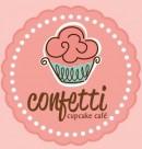 Logo de Confetti Cupcake Cafe