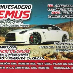 Deshuesadero Lemus img-0