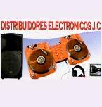 Logo de Distribuidores Electrónicos J.C.
