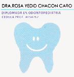 Logo de Dra. Rosa Yedid Chacón Caro