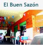 Logo de El Buen Sazón