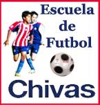 Logo de Escuela de Fut Bol Chivas Valladolid