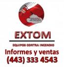 Logo de EXTOM Morelia