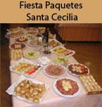 Logo de Fiesta Paquetes Santa Cecilia