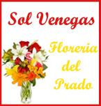 Logo de Florería del Prado
