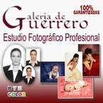 Logo de Galería de Guerrero Estudio Fotográfico Profesional