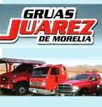 Logo de Gruas Juárez