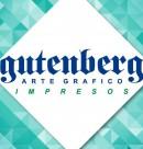 Logo de Gutenberg Arte grafico Impresos