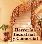 Logo de Herrería Industrial y Comercial