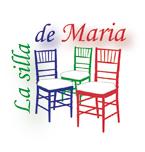 Logo de La Silla de María
