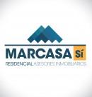Logo de Marcasa Residencial.