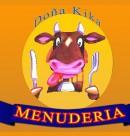 """Logo de Menudería """"Doña Kika"""""""