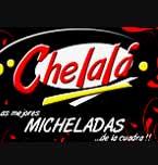 Logo de Micheladas Chelalá