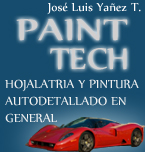 Logo de Paint Tech