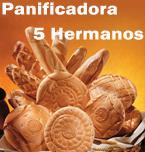 Logo de Panificadora 5 Hermanos