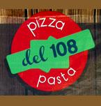 Logo de Pizzas y Pastas del 108
