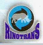 Logo de Rinotrans Gruas
