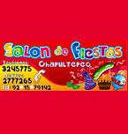 Logo de Salón de Fiestas Chapultepec