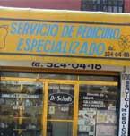 Logo de Servicio de Pedicuro Especializado Acueducto