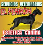 Logo de Servicios Veterinarios El Perrón