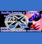 Logo de Sonido Trax Audio Luces y Video
