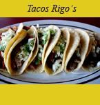 Logo de Tacos Rigo´s