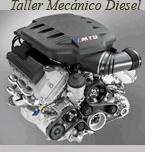 Logo de Taller Mecánico Diesel