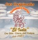 Logo de Tortas de Tostada y Tostadas El Indio de Santa Clara Del Cobre