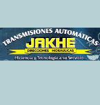 Logo de Transmisiones Automáticas Jakhe