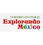 Logo de Turismo Cultural Explorando México