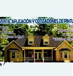 Logo de Venta, Aplicación, y Cotización de Pintura.