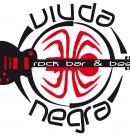 Logo de Viuda Negra Rock Bar